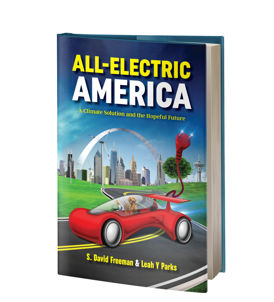 All-Electric America Book